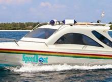 Speed Boat Lombok