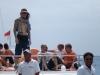 gili gili fast boat deck