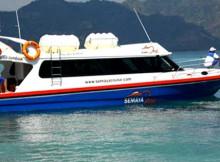 Semaya One Fast Cruise