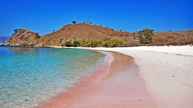 Red Beach Komodo