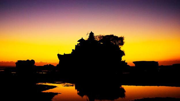 Tanah Lot Sunset