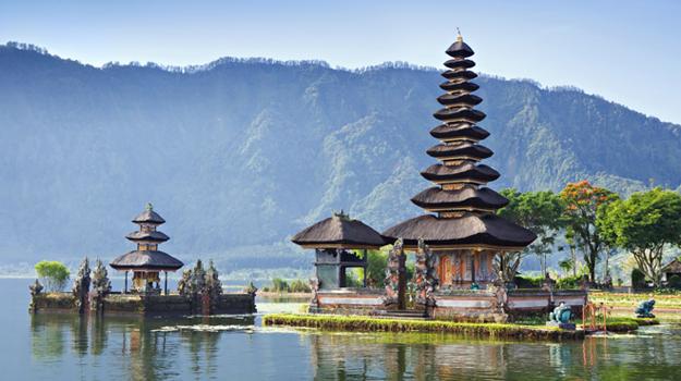 Lake Bedugul Bali