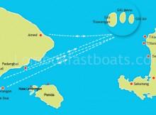 Bali to Gili Island