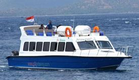 Gili Getaway Boat