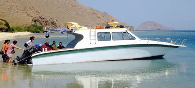 Lombok Speed Boat