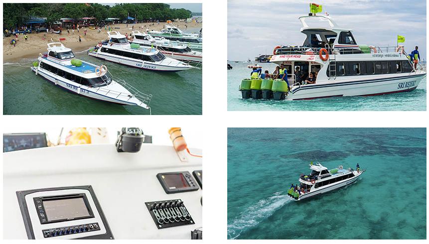 Sri Rejeki Fast Boat