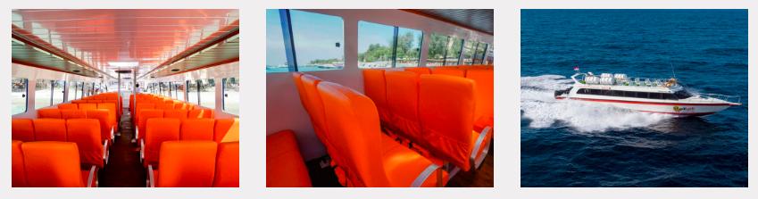Gili Gili Boat