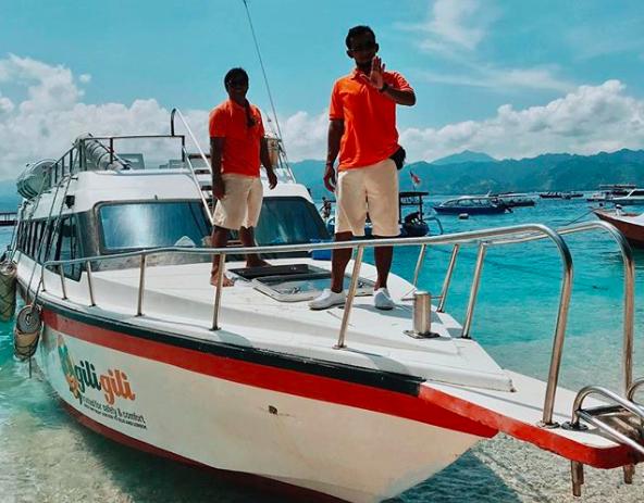 Gili Gili Fast Boats Service
